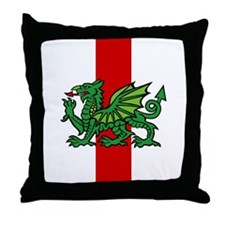 Midrealm Populace Throw Pillow