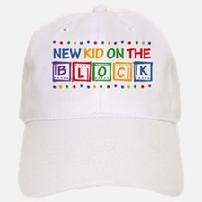 New Kid on the Block Baseball Baseball Cap