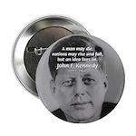 Power of the Idea JFK Button