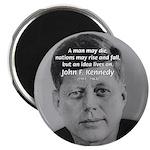 Power of the Idea JFK Magnet
