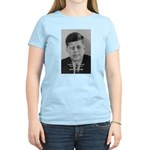 Power of the Idea JFK Women's Pink T-Shirt