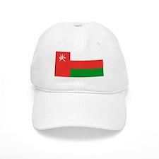 Oman Flag Baseball Cap