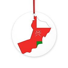 Omani Ornament (Round)