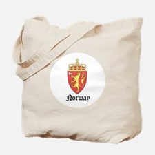 Norwegian Coat of Arms Seal Tote Bag