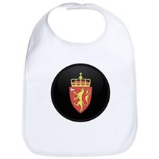 Coat of Arms of Norway Bib