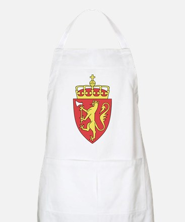 Norway Coat of Arms BBQ Apron
