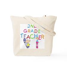 Crayons 5th Grade Tote Bag