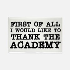 academy sticker 4-4 Magnets