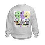 Zoo 6th Birthday Kids Sweatshirt
