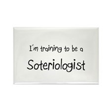 I'm training to be a Soteriologist Rectangle Magne