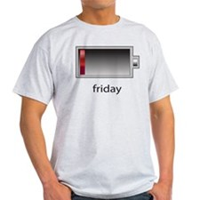 Batteries of the Week/Friday T-Shirt