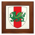 Midrealm Shield Framed Tile