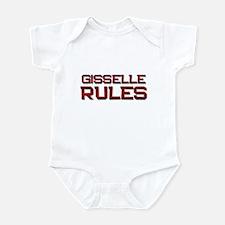 gisselle rules Infant Bodysuit