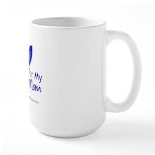Colon Cancer Mom Mug