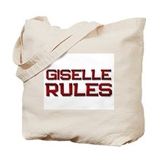 giselle rules Tote Bag