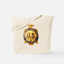 Federal Prison Officer Tote Bag