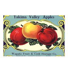 Vintage Fruit Crate Label Postcards (Package of 8)
