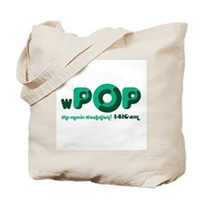 WPOP Hartford 1974 -  Tote Bag