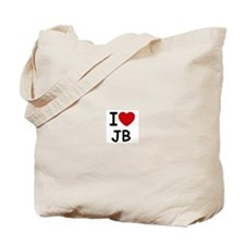 I [heart] Jonas Tote Bag