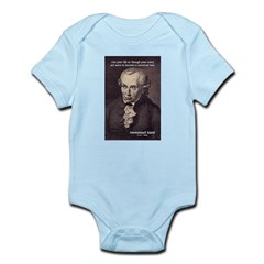 Universal Law: Kant Infant Creeper