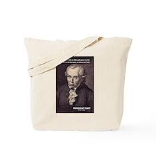 Universal Law: Kant Tote Bag