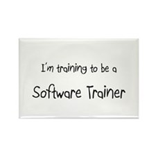 I'm training to be a Software Trainer Rectangle Ma