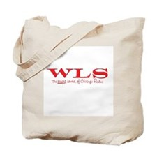 WLS Chicago 1961 -  Tote Bag