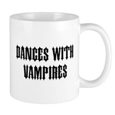 Dances With Vampires Mug