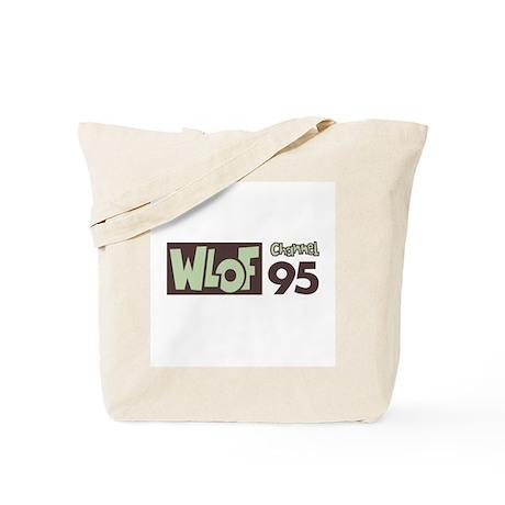 WLOF Orlando 1966 - Tote Bag