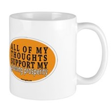 Growing Prosperity Mug