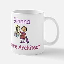 Gianna - Future Architect Mug