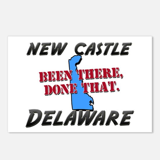 new castle delaware - been there, done that Postca