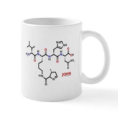 John name molecule Mug