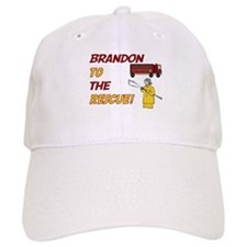 Brandon to the Rescue Baseball Cap