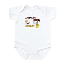 Brandon to the Rescue Infant Bodysuit