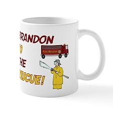 Brandon to the Rescue Mug
