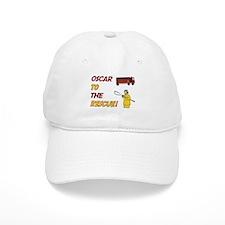 Oscar to the Rescue Baseball Cap