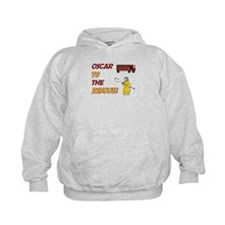 Oscar to the Rescue Hoodie