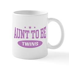 Aunt To Be Twins Mug