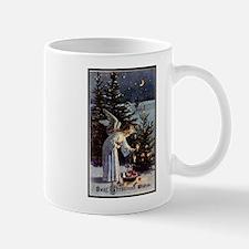 Cute Christmas angel Mug