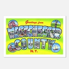 Westchester County New York Postcards (Package of