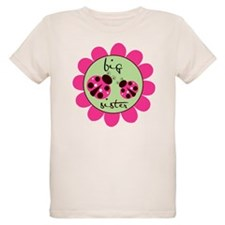 Big Sister Lady Bug T-Shirt