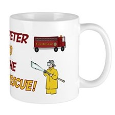 Peter to the Rescue Mug