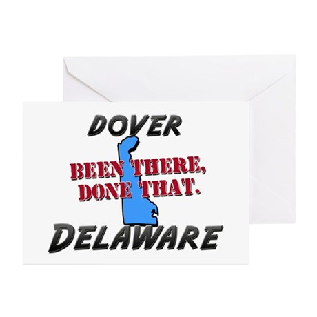 dover delaware - been there, done that Greeting Ca