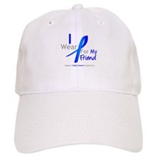 Colon Cancer Friend Baseball Cap
