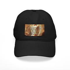 Jesus Kingdom of Heaven Baseball Hat