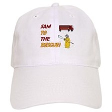 Sam to the Rescue Baseball Cap