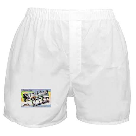Niagara Falls Greetings Boxer Shorts