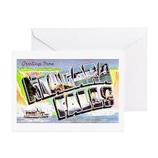 Niagara Falls Greetings Greeting Cards (Pk of 10)