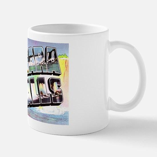 Niagara Falls Greetings Mug